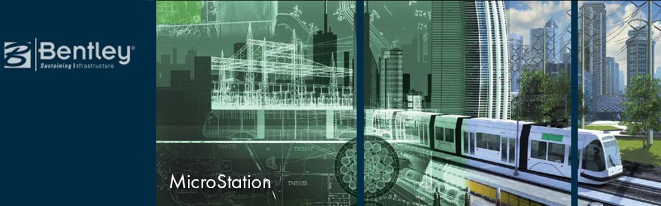 Bentley MicroStation Architectural Software
